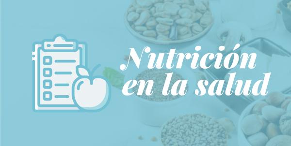 Nutrición en la Salud