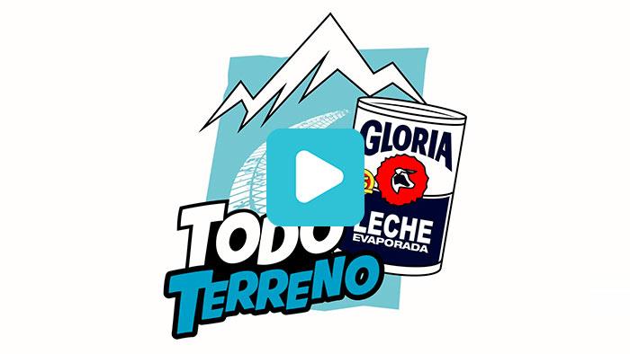 La lata de Leche Evaporada Gloria #TodoTerreno