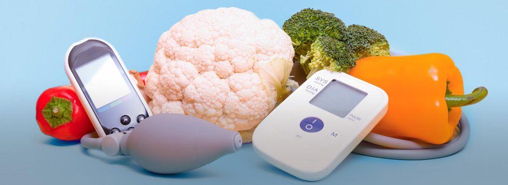 Nutrición para personas que sufren presión arterial alta
