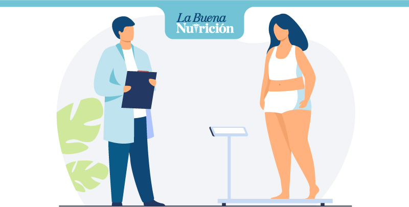atencion con el sobrepeso