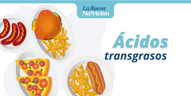 acidos transgrasos