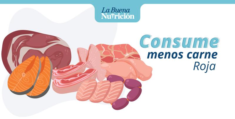 carnes rojas consumo