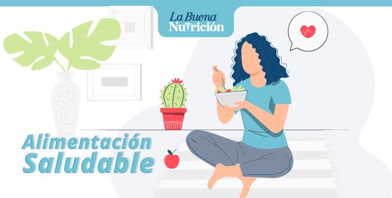 Qué es la alimentación saludable y nutritiva