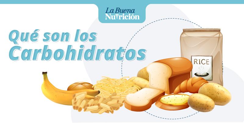 Qué son los carbohidratos imagen