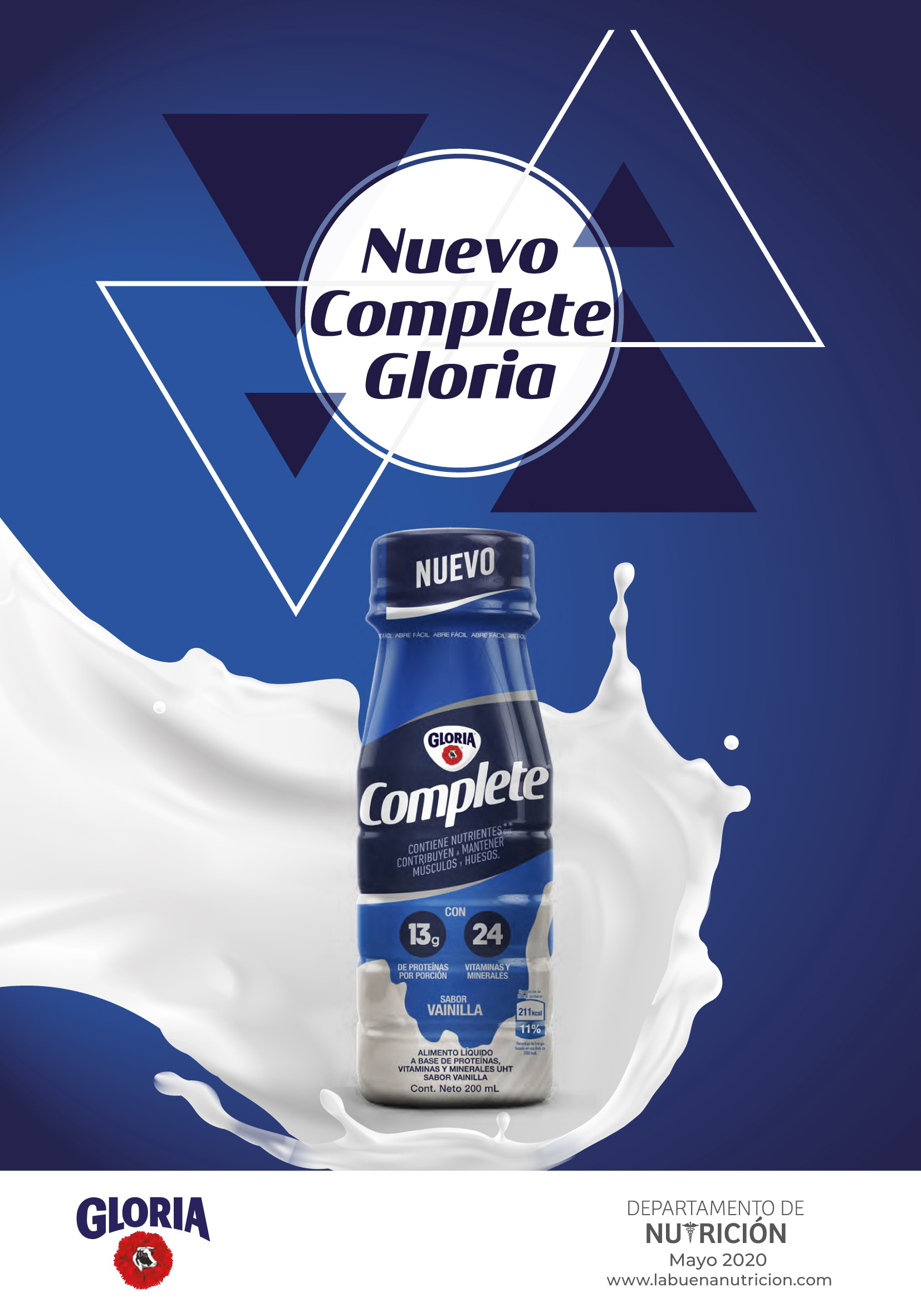 Nuevo Complete Gloria
