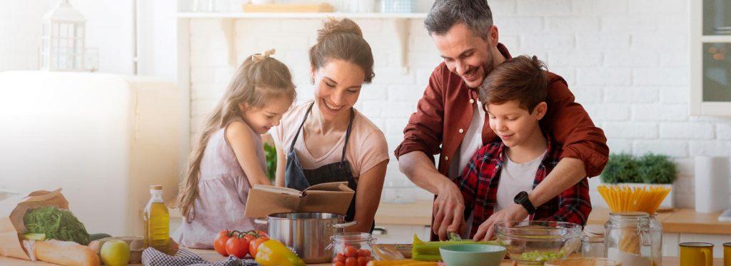 Los estilos de vida saludables logran mejorar la convivencia