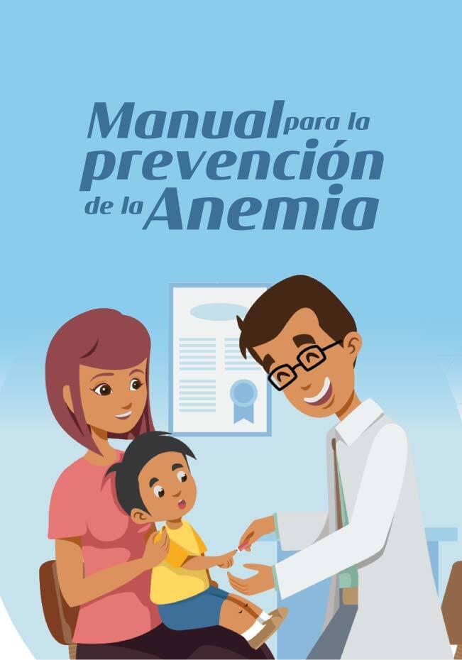 Manual para la prevención de la Anemia