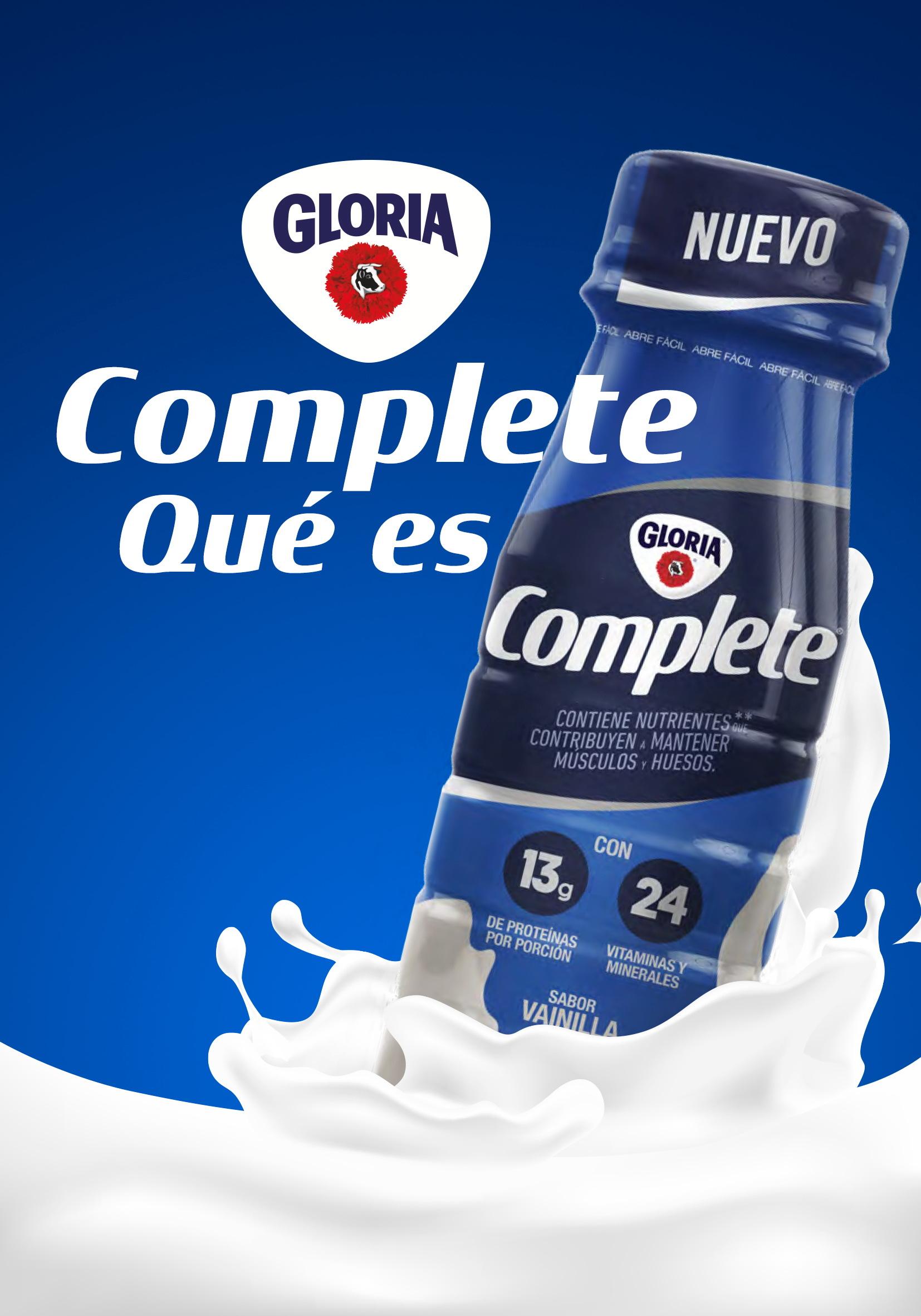 ¿Qué es Complete Gloria?