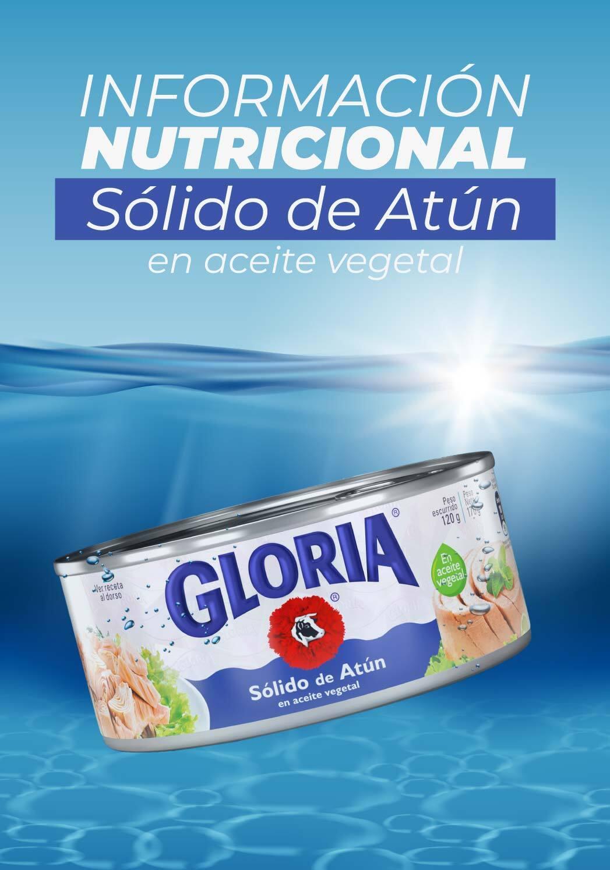 Sólido de Atún Gloria