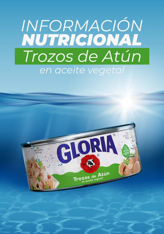 Trozos de Atún Gloria
