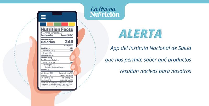 aplicacion de nutricion