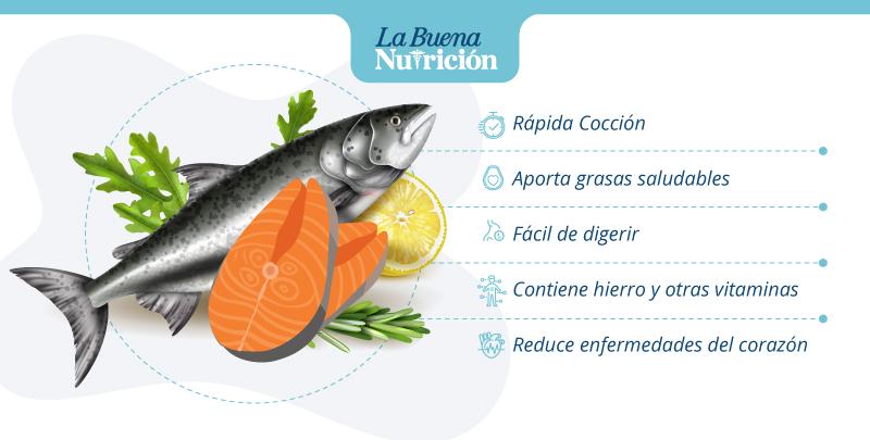 consumir pescado