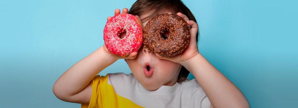 Cuidado con el sobrepeso y obesidad infantil
