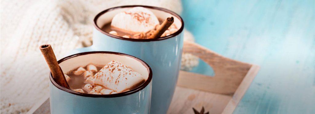 ¿Intolerante a la lactosa? Alternativas para tu chocolatada navideña