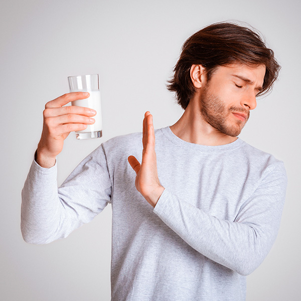 ¿La gente puede ser intolerante a la lactosa y no lo sabe?